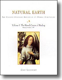 Natural Earth Volume 1, Book Cover